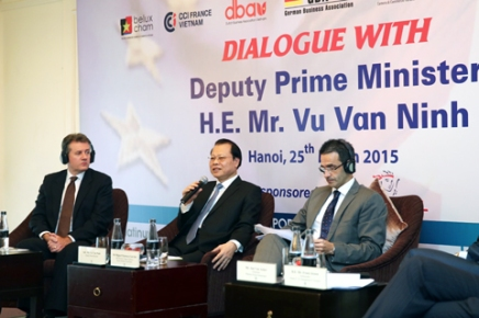 Regular Dialogues with Vietnamese Citizens
