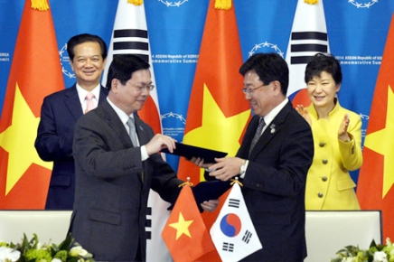 South Korea – Vietnam: Bilateral Free Trade Agreement