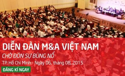 Vietnam M&A Forum2015