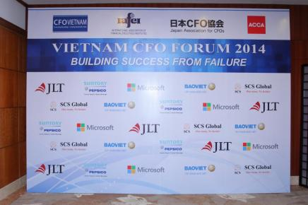 "Vietnam CFO Forum 2015: ""Financial Management Faces Current Currency Context"""