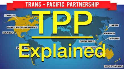 Full Trans-Pacific Partnership Text Released