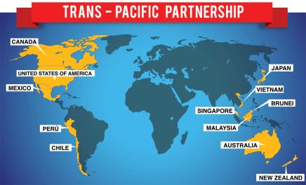 Công bố toàn văn Hiệp định Đối tác xuyên Thái Bình Dương(TPP)