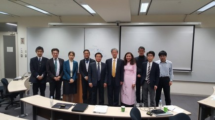Global Business Law Seminar on 17th February, TOKYO